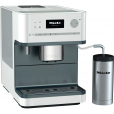 Miele CM6350 Coffee System Lotus White