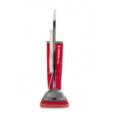 """Sanitaire SC684 Commercial Shake Out Bag Upright Vacuum Cleaner with 7 Amp Motor, 12"""" Cleaning"""