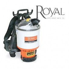 Royal MRY4001 Commercial Backpack vacuum 2 year warranty